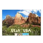 Utah Postcards (Package of 8)