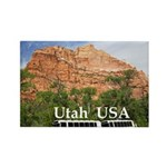 Utah Rectangle Magnet (100 pack)