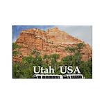 Utah Rectangle Magnet (10 pack)