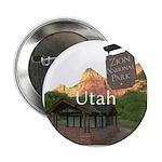 "Utah 2.25"" Button (100 pack)"