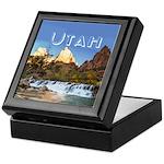 Utah Keepsake Box