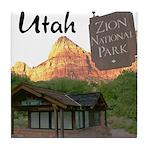 Utah Tile Coaster