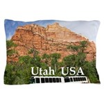 Utah Pillow Case