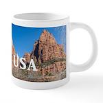 Utah 20 oz Ceramic Mega Mug