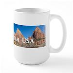 Utah 15 oz Ceramic Large Mug