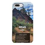 Utah iPhone 8/7 Plus Tough Case