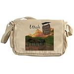 Utah Messenger Bag