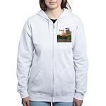Utah Women's Zip Hoodie
