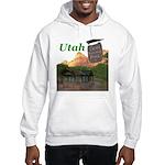 Utah Hooded Sweatshirt