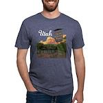 Utah Mens Tri-blend T-Shirt