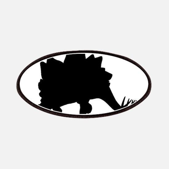 Stegosaurus Patch
