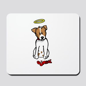 Jack Russell - Angel - Mousepad