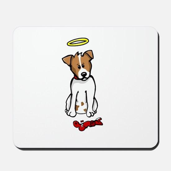 Jack Russell - Angel - Mousepad
