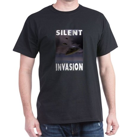 Silent Invasion Dark T-Shirt