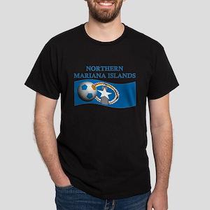 TEAM NORTHERN MARIANA ISLANDS Dark T-Shirt