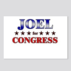 JOEL for congress Postcards (Package of 8)