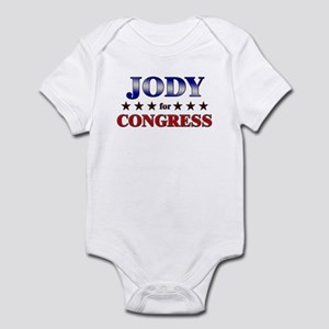 JODY for congress Infant Bodysuit