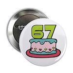 67th Birthday Cake 2.25