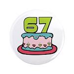 67th Birthday Cake 3.5