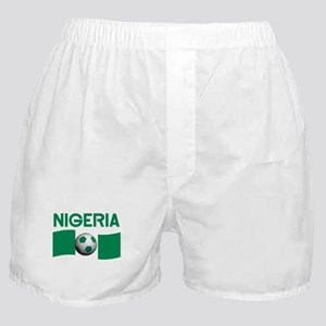 TEAM NIGERIA Boxer Shorts