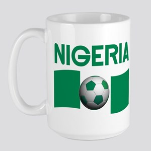 TEAM NIGERIA Large Mug