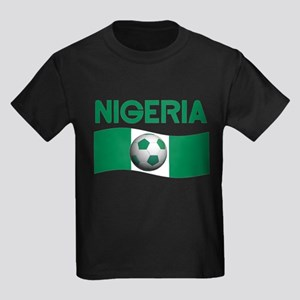 TEAM NIGERIA Kids Dark T-Shirt