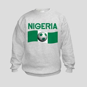 TEAM NIGERIA Kids Sweatshirt