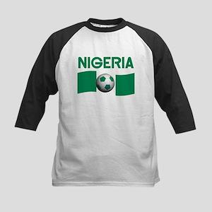 TEAM NIGERIA Kids Baseball Jersey