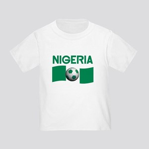 TEAM NIGERIA Toddler T-Shirt