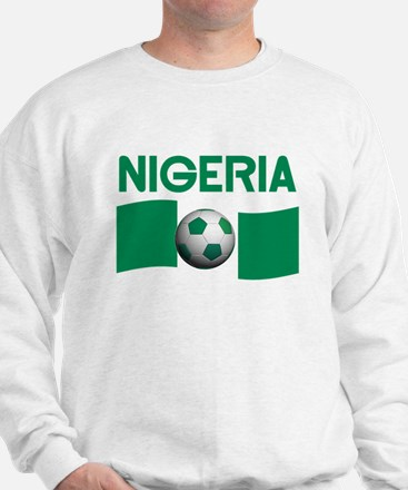 TEAM NIGERIA Sweatshirt