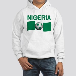 TEAM NIGERIA Hooded Sweatshirt