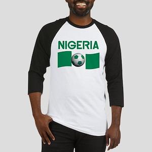 TEAM NIGERIA Baseball Jersey