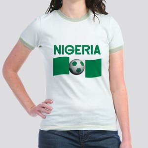 TEAM NIGERIA Jr. Ringer T-Shirt