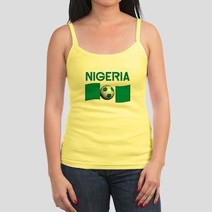 TEAM NIGERIA Jr. Spaghetti Tank