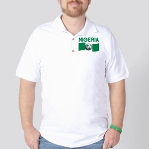 TEAM NIGERIA Golf Shirt