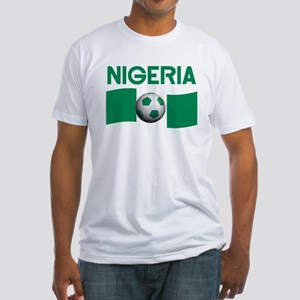 TEAM NIGERIA Fitted T-Shirt