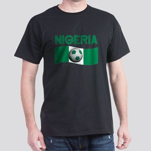 TEAM NIGERIA Dark T-Shirt