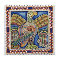 Celtic Design Tile Coaster