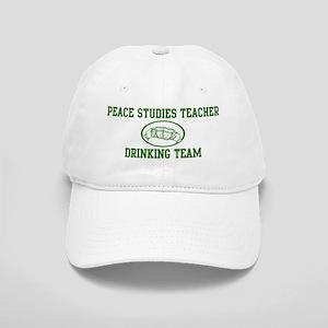 Peace Studies Teacher Drinkin Cap