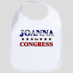 JOANNA for congress Bib