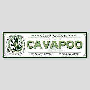 CAVAPOO Bumper Sticker