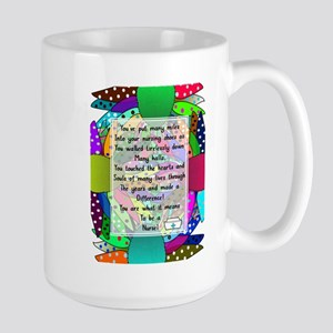 Retired Nurse Poem Mugs