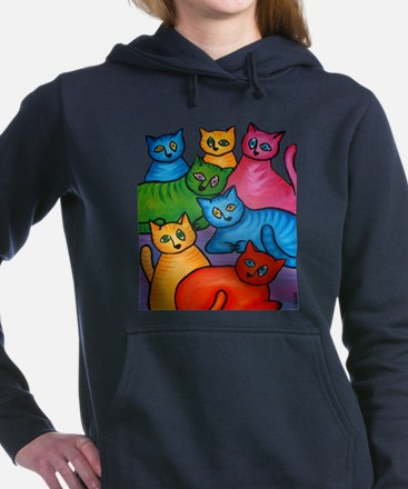 One Cat Two Cat Sweatshirt