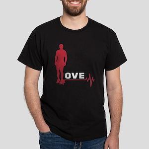 I Love Skating T Shirt T-Shirt