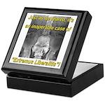 Extremus Liberalitis Keepsake Box