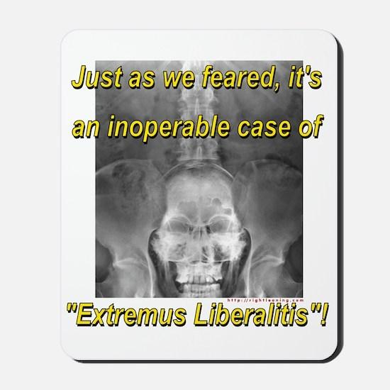 Extremus Liberalitis Mousepad