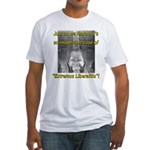 Extremus Liberalitis Fitted T-Shirt