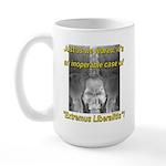 Extremus Liberalitis Large Mug