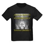 Extremus Liberalitis Kids Dark T-Shirt