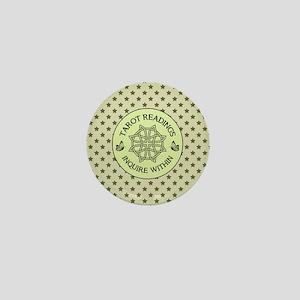 TAROT READER Mini Button